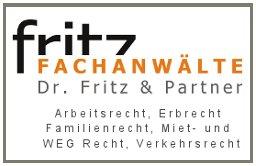 Fritz Fachanwälte für Arbeitsrecht Erbrecht Familienrecht Mietrecht Wohnungseigentum Verkehrsrecht