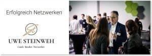 Uwe Steinweh - Der Coach. Der Speaker. Der Netzwerker.<br /> Uwe Steinweh hat sich zum Ziel gesetzt GENAUDAS-Momente zu schaffen.